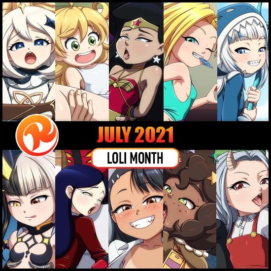July 2021 HD pack