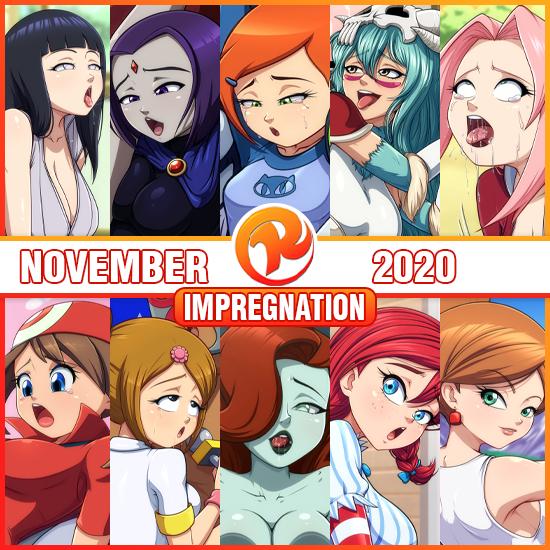 November 2020 HD Pack!