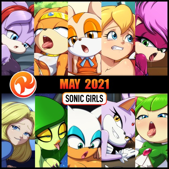 May 21 HD pack!